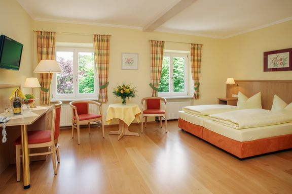 Double room, category A